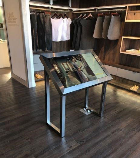 California Closets Tech Table