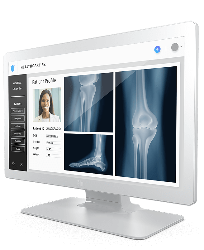 DICOM Medical Grade Touchscreen Monitors